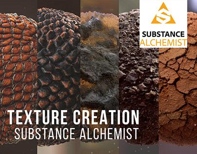 Substance Alchemist Textures Oscar Creativo