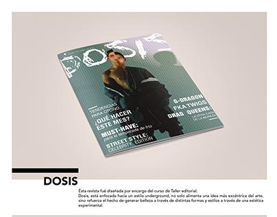 DOSIS Magazine