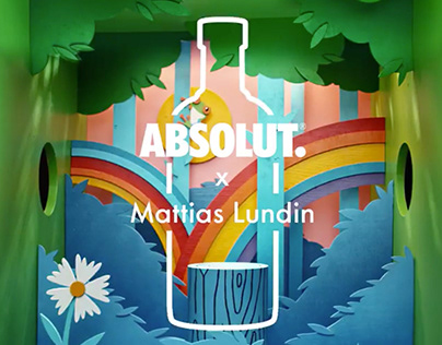 Absolut x Mattias Lundin