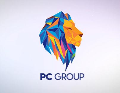 INTRO ANIMADO - PC GROUP