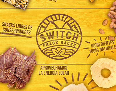 Switch Snack Hacks
