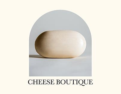 E-commerce Cheese