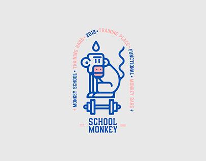 School Monkey