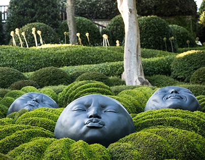 Les Jardins d'Etretat in France by IL NATURE