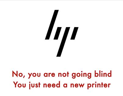 Hp Print Campaign