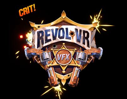 RevolVR 2.0 VFX's