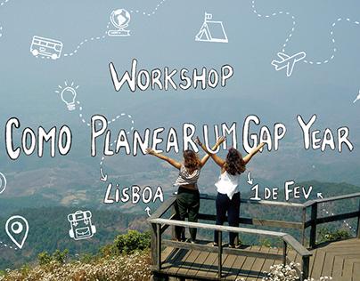 workshop: como planear um gap year