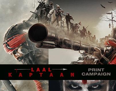 LAAL KAPTAAN print campaign