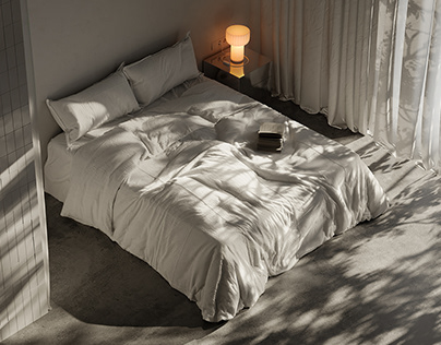 France apartment.Master bedroom