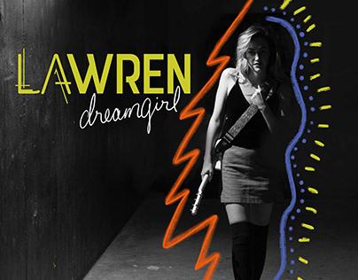 Brand Design Strategy for Musician LaWren