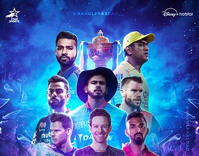 Cricket | Social Media Designs