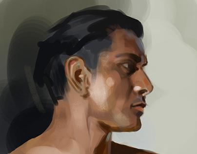 Portrait and Figure studies