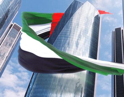 UAE Flag Day Video Filler - 2020