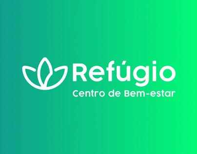 Refugio - Visual Identity Redesign