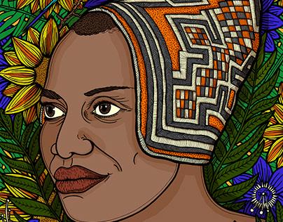 Miriam Makeba (Mama Africa)