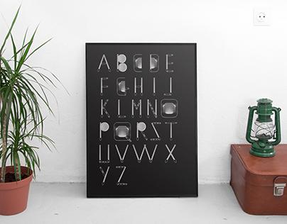 Safety Utensil - Typography