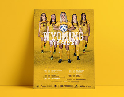 2019 Fall/Winter Sports Schedule Posters