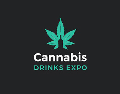 CANNABIS DRINK EXPO web development and desing
