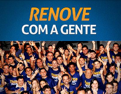 Thiago Bomfim - Campanha Presidente da OAB-AL 2012
