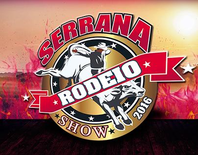 Serrana Rodeio Show 2016
