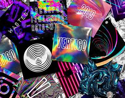 Vertigo: Visual Identity & Branding