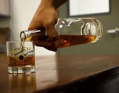 Kentucky Whiskey Bottling Branding