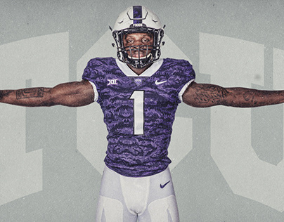 2018 TCU Football Social Graphics