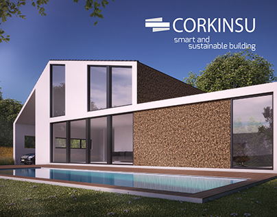Corkinsu : Smart and sustainable building