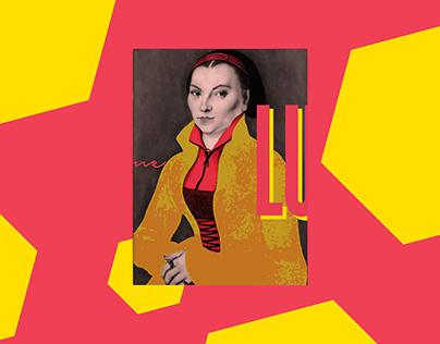 Revista Época - Madame Lutero