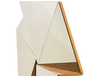 ALPHA :: wall mirror decor