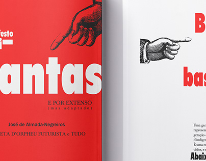 Redesign do Manifesto Anti-Dantas