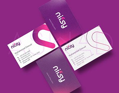 Nifsy Store Branding