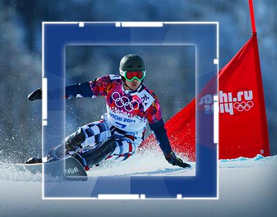 NBC Olympics :: Telestrator System