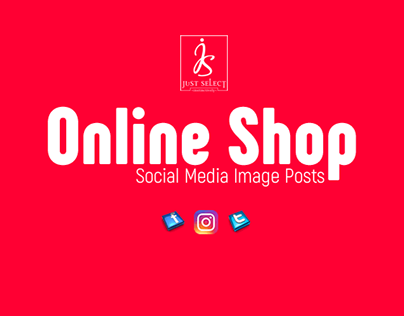 Online fashion Shop Social Media Image Posts