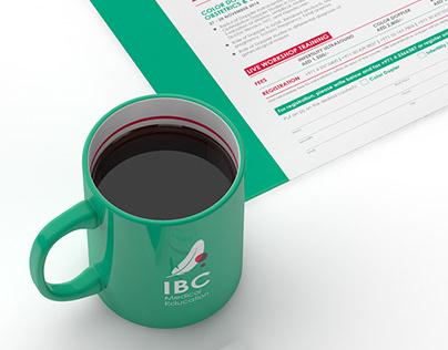 IBC Brand Identity redesign