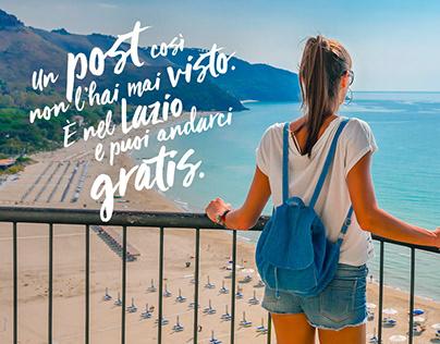 Regione Lazio | Social Media Campaign