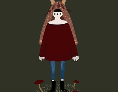 Peasant Weird @ Illustration