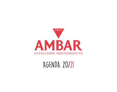 Agenda AMBAR 20/21