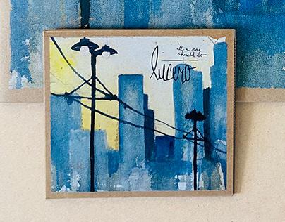 Lucero Album Packaging