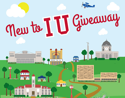 New to IU Giveaway