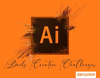 Adobe Illustrator Daily Creative Challenge