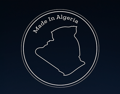 """ Made in Algeria "" label"