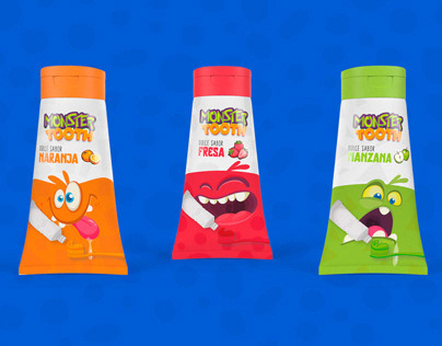 Monster Tooth Candy | Product Packaging