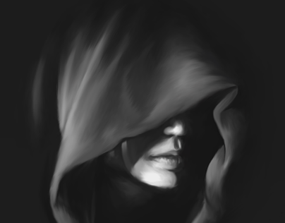 veil girl