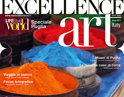 EXCELLENCE ART Collection LiFe Style World