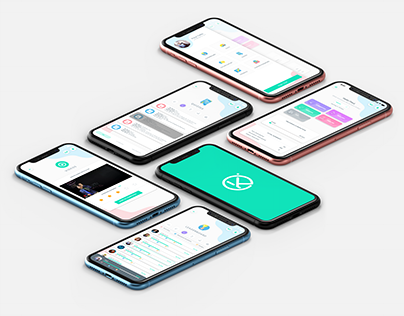 KIPS LMS : App Design : IOS & Android