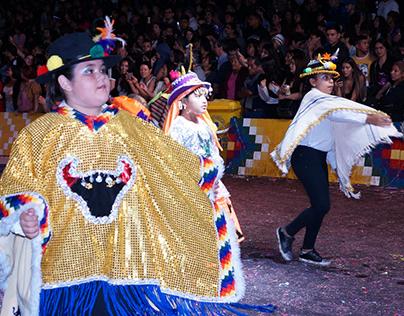 Arica Carnaval Andino 2020 (Waca waca)