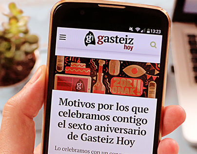 Ilustraciones Gasteiz Hoy
