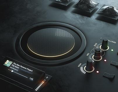 Audio Tech (CGI)