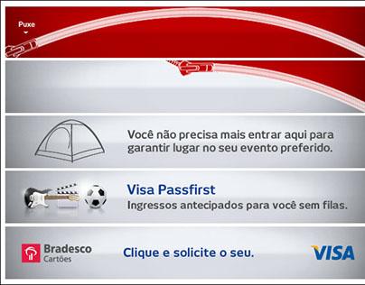 Bradesco Digital - Banners interativos